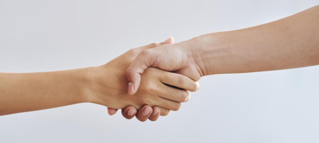 Après une médiation, les relations s'apaisent et permettent de trouver des accords.